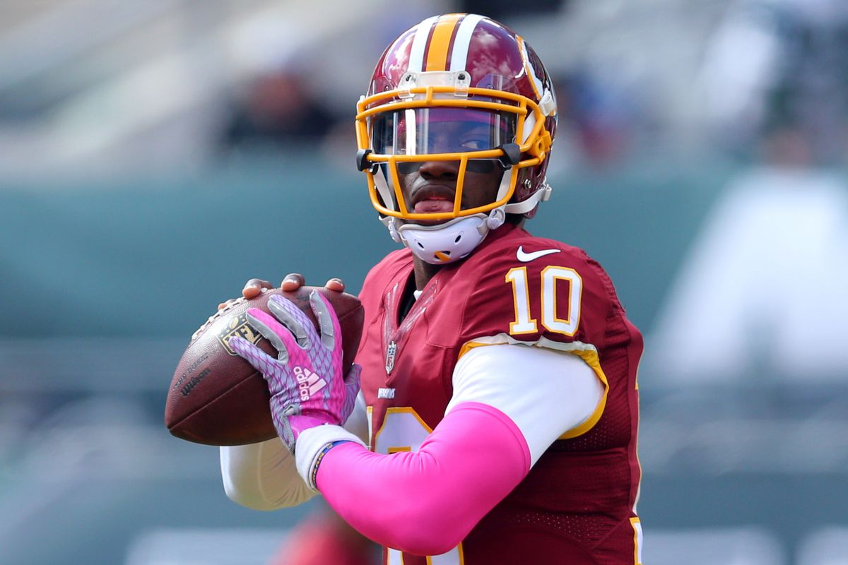Report  Quarterback Robert Griffin III to sign with Cleveland Browns ... 35322262b