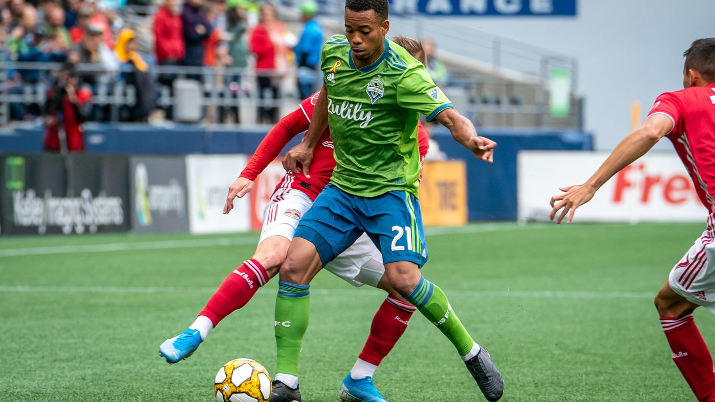 Seattle Sounders vs. New York Red Bulls: Highlights, stats and quotes