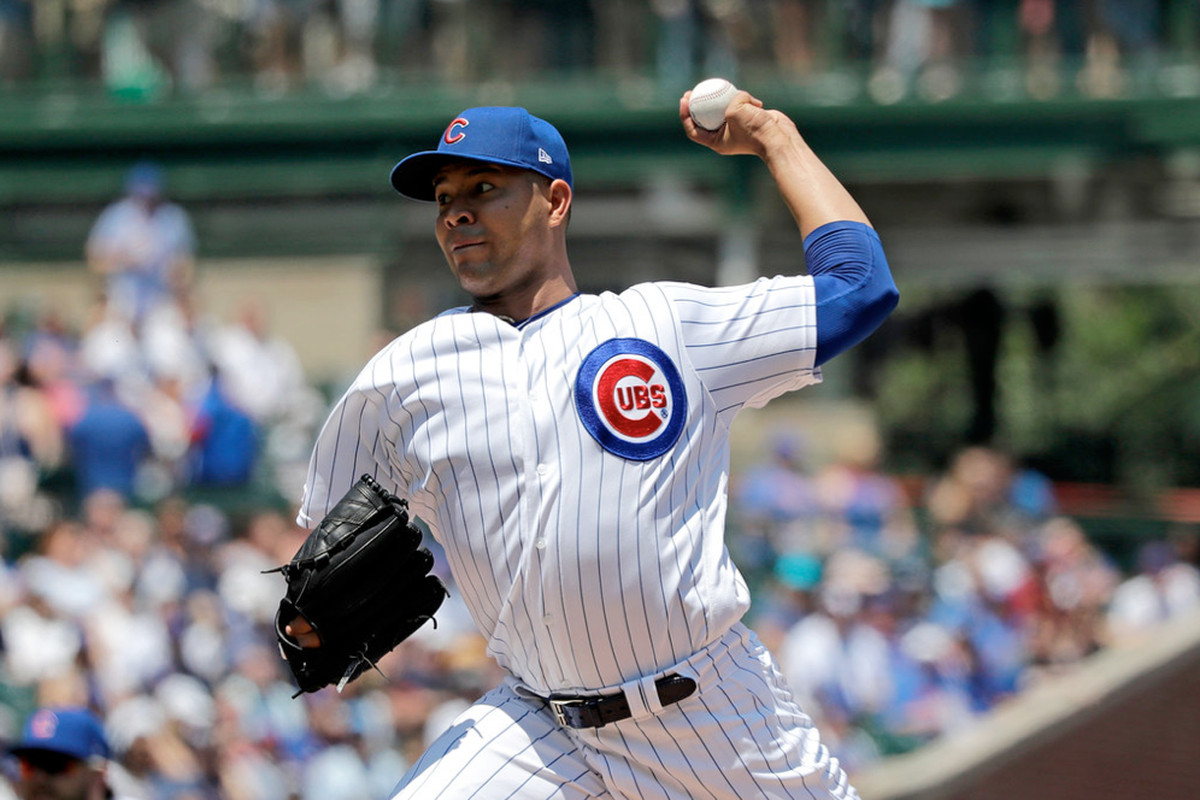 Jose Quintana's struggles continue in Cubs' 10-2 loss to Mets
