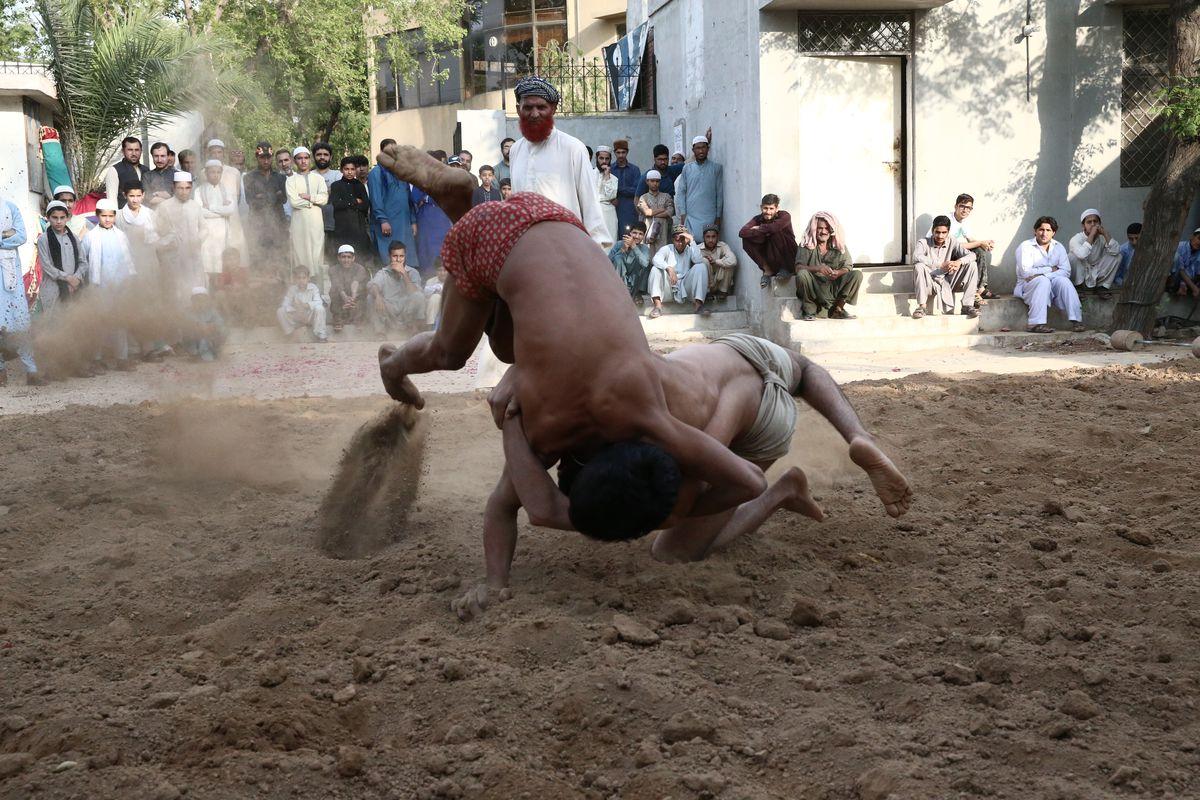 Kushti wrestling in Pakistan