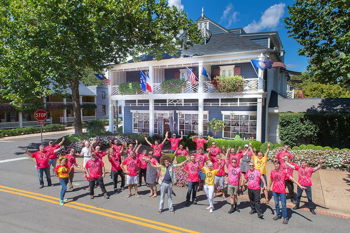 The Inn At Little Washington Facebook