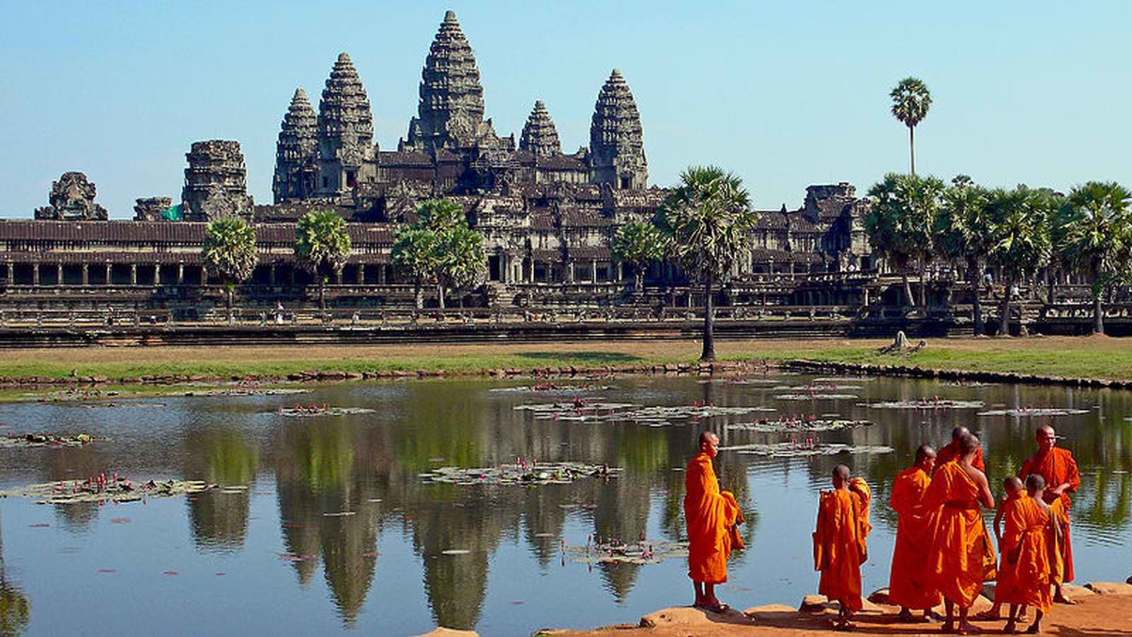 1 200 Years Later Lost City Discovered In The Jungles Of