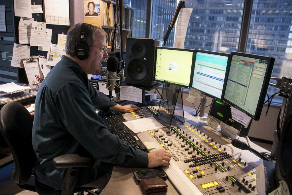 """Lin Brehmer <a href=""""https://chicago.suntimes.com/news/lin-brehmer-on-25-years-in-wxrts-morning-show-seat/amp"""" target=""""_blank"""" rel=""""noopener"""">celebrated 25 years as host of WXRT's morning show</a> this year. 