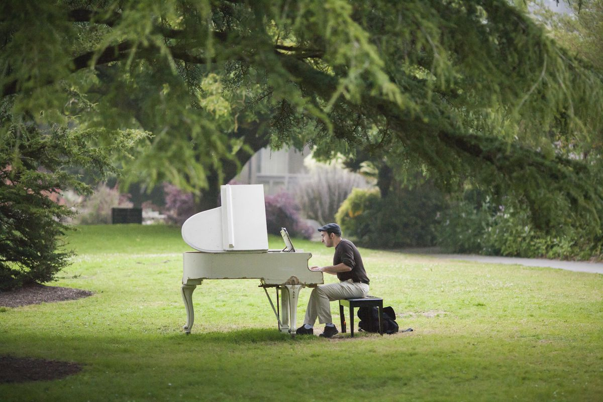 Flower Piano returns to SF Botanical Garden this week ...