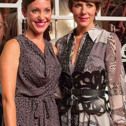 Beth Buccini and Sarah Easley of Kirna Zabe