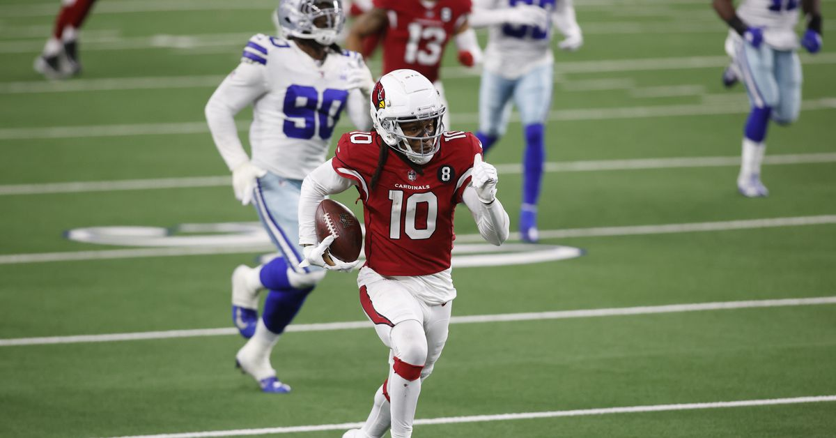 Deandre Hopkins Injury Update  How To Handle The Cardinals Wr Vs  Seahawks In Week 7