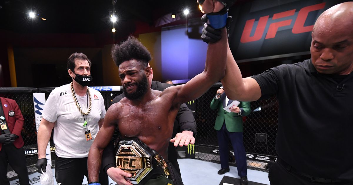 Aljamain Sterling deserves to be UFC champion, even if it happened in the worst way imaginable