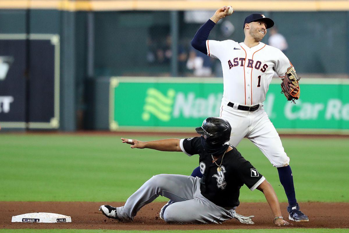 Division Series - Chicago White Sox v Houston Astros - Game One