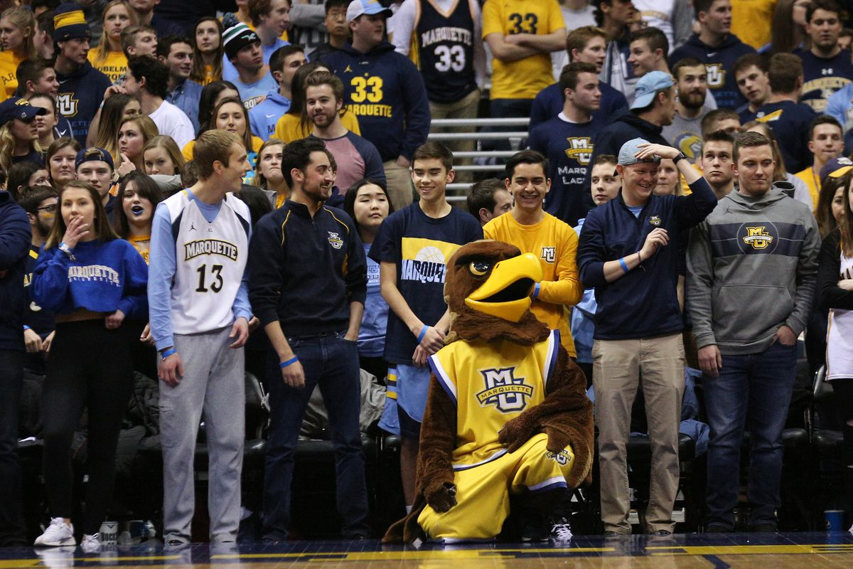 COLLEGE BASKETBALL: JAN 15 DePaul at Marquette