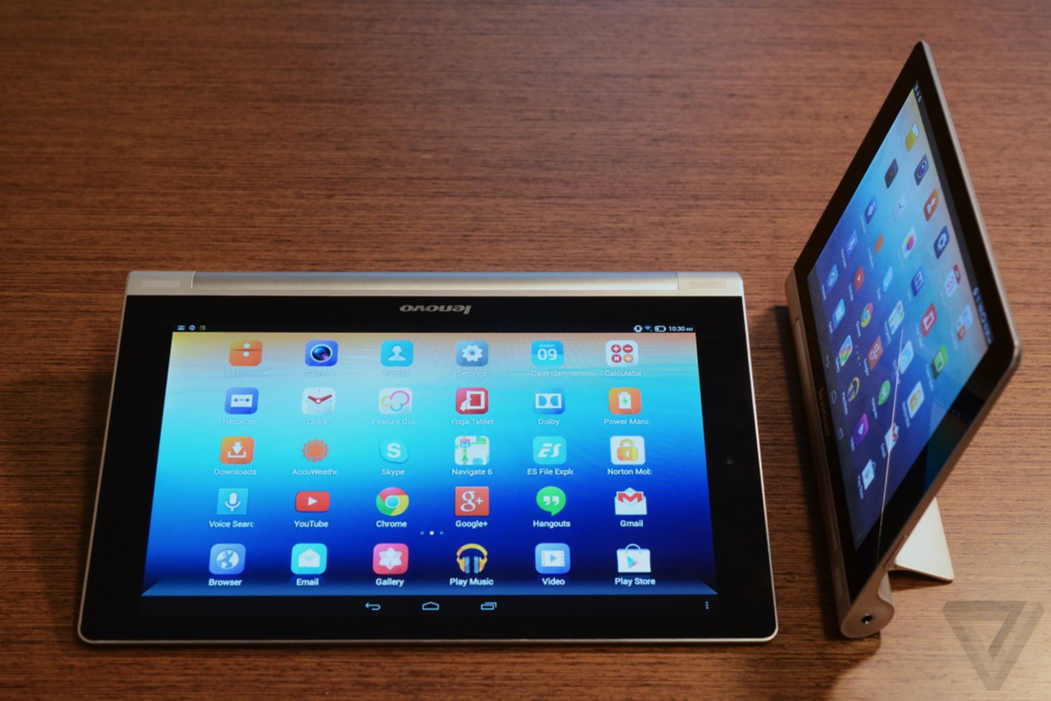 Lenovo Yoga Tablet review | The Verge