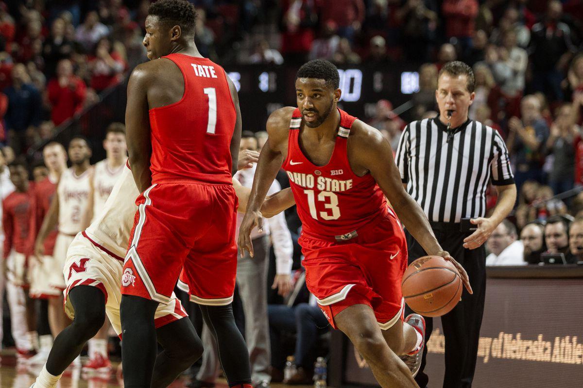 NCAA BASKETBALL: JAN 18 Ohio State at Nebraska