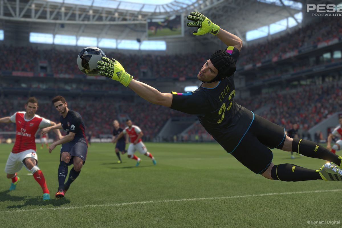 Hands on with Pro Evolution Soccer 2017 - Polygon