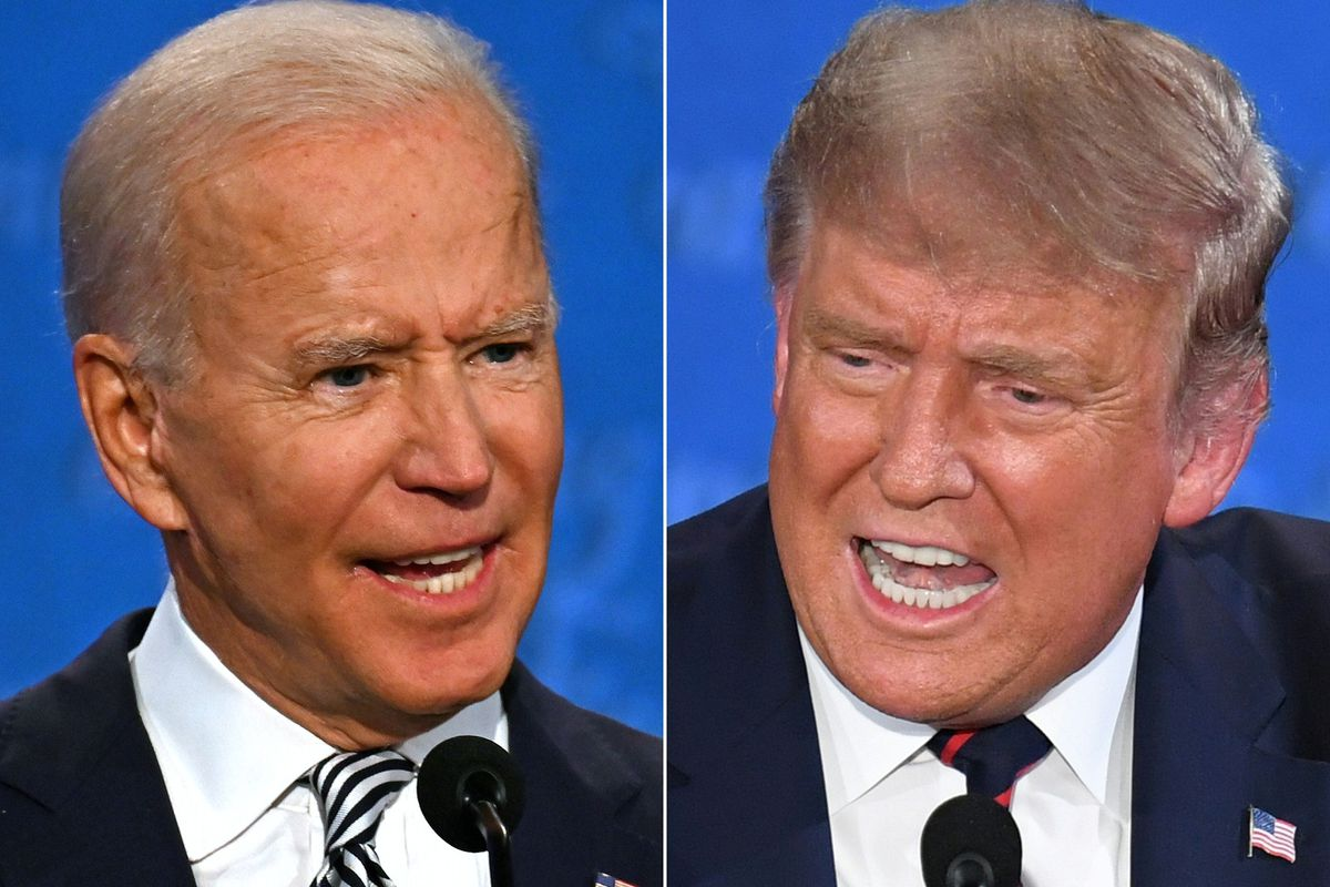 The Second Debate Between Trump And Biden Is Canceled Vox