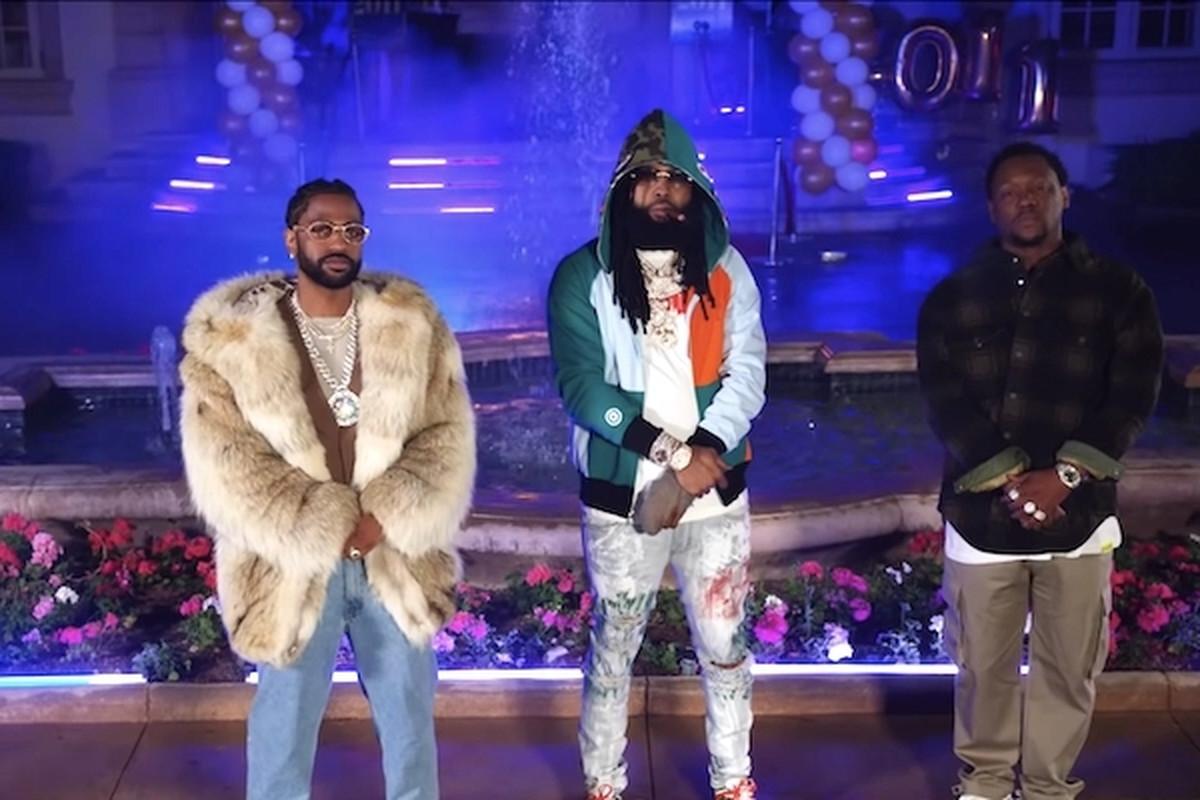 Big Sean, Sada Baby, and Hit-Boy