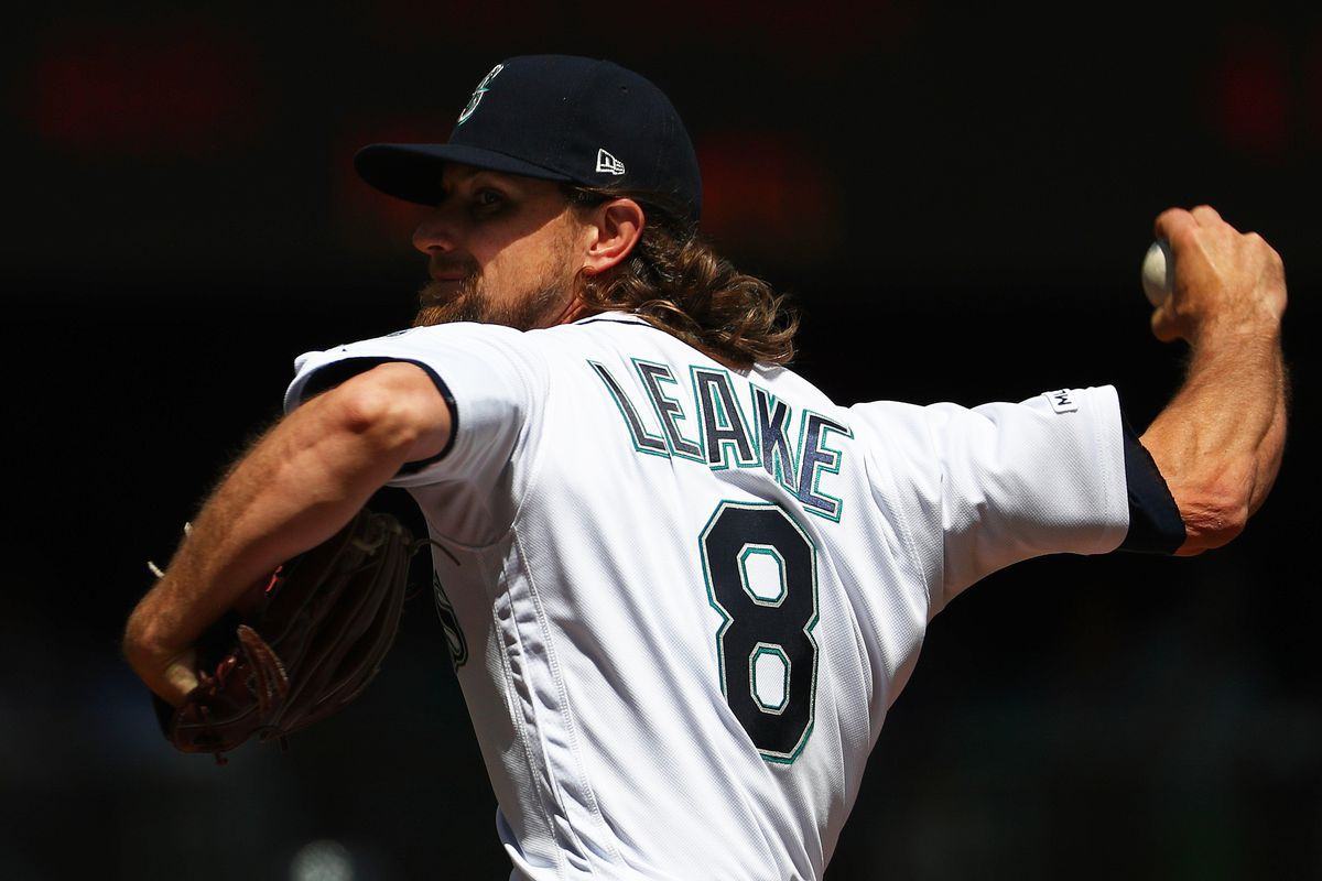This series will include Mike Leake's first start as a D-back