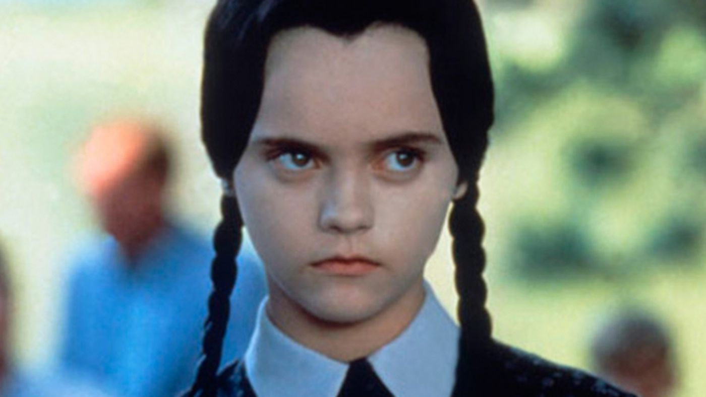 Wednesday Addams Gifs To Get You Through Wednesday