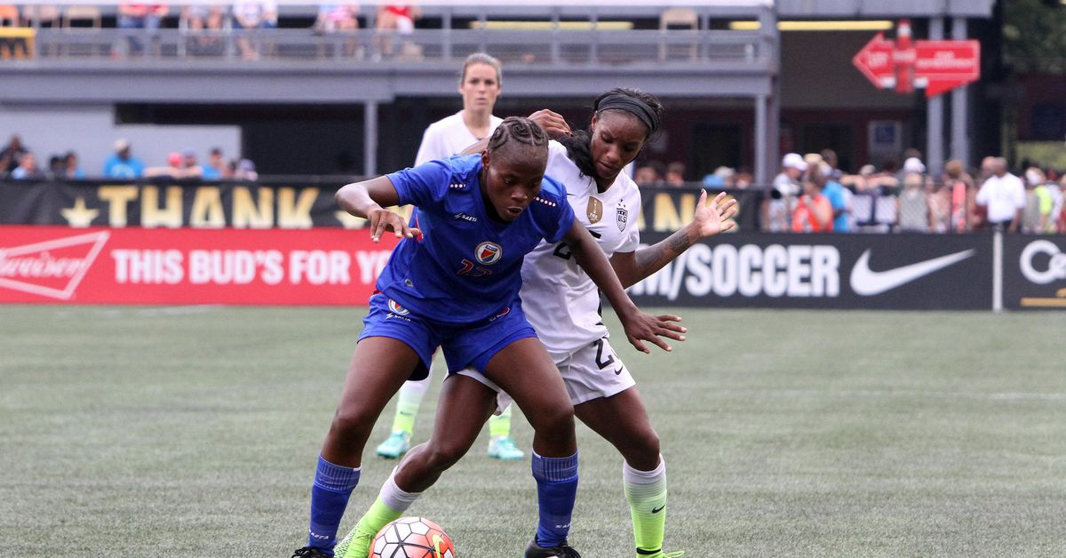 USA v. Haiti, Concacaf Women's Olympic Qualifying: Gamethread and updates