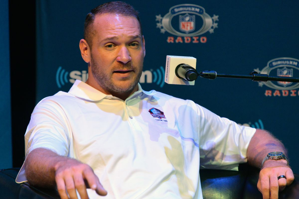 Former Bears linebacker won't be part of the 100th season celebration this weekend.