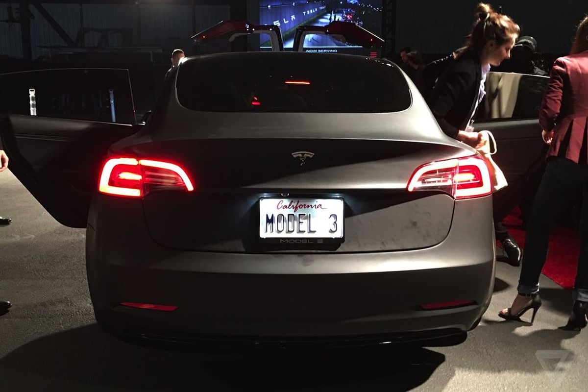Tesla Says The Model S Not 3 Is Its Flagship Car
