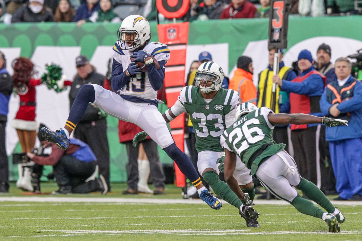 NFL: Los Angeles Chargers at New York Jets