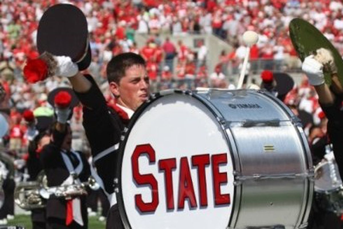Brian Gill during his time with TBDBITL.