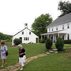 The farm is one stop on a three-hour guided tour that offers a behind-the-scenes look at the movie, which was filmed in Lancaster County and Philadelphia and introduced Amish culture to a worldwide audience.