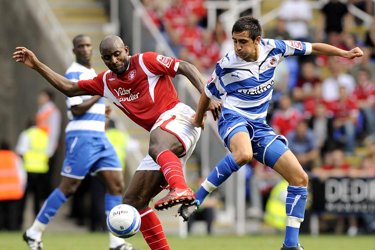 Soccer - Coca-Cola Football League Championship - Reading v Nottingham Forest - Madejski Stadium