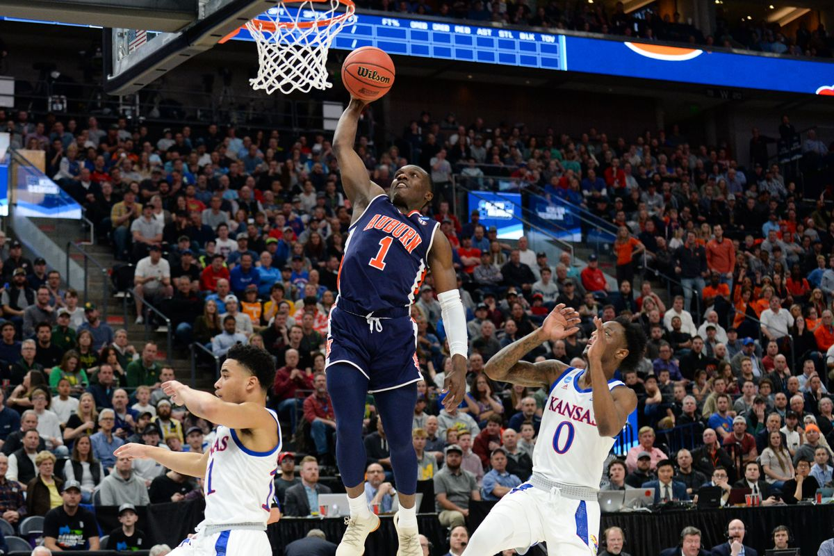 Kansas S Loss To Auburn Marks The End Of A Disappointing