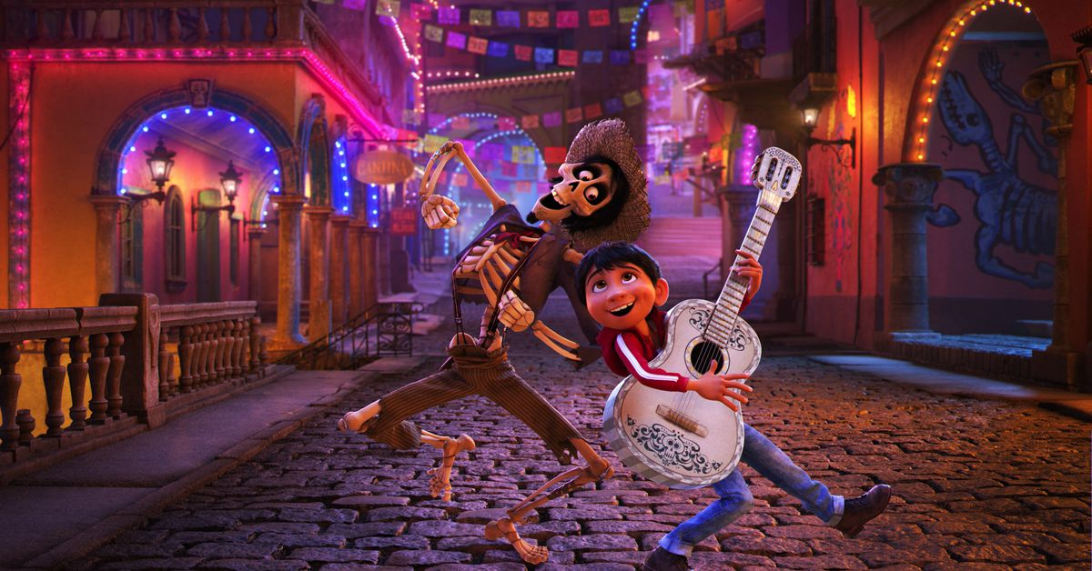 Pixar's latest Coco clips reveal more about its animated Mexican musical