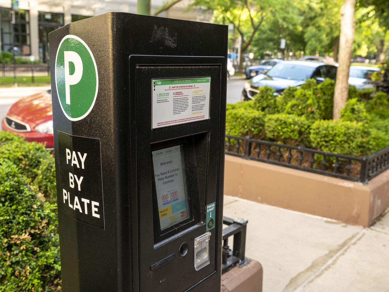 Parking on public streets in Chicago often means using one of these machines - which sends your money to private investors who signed a 75-lease that still has 62 years to go.