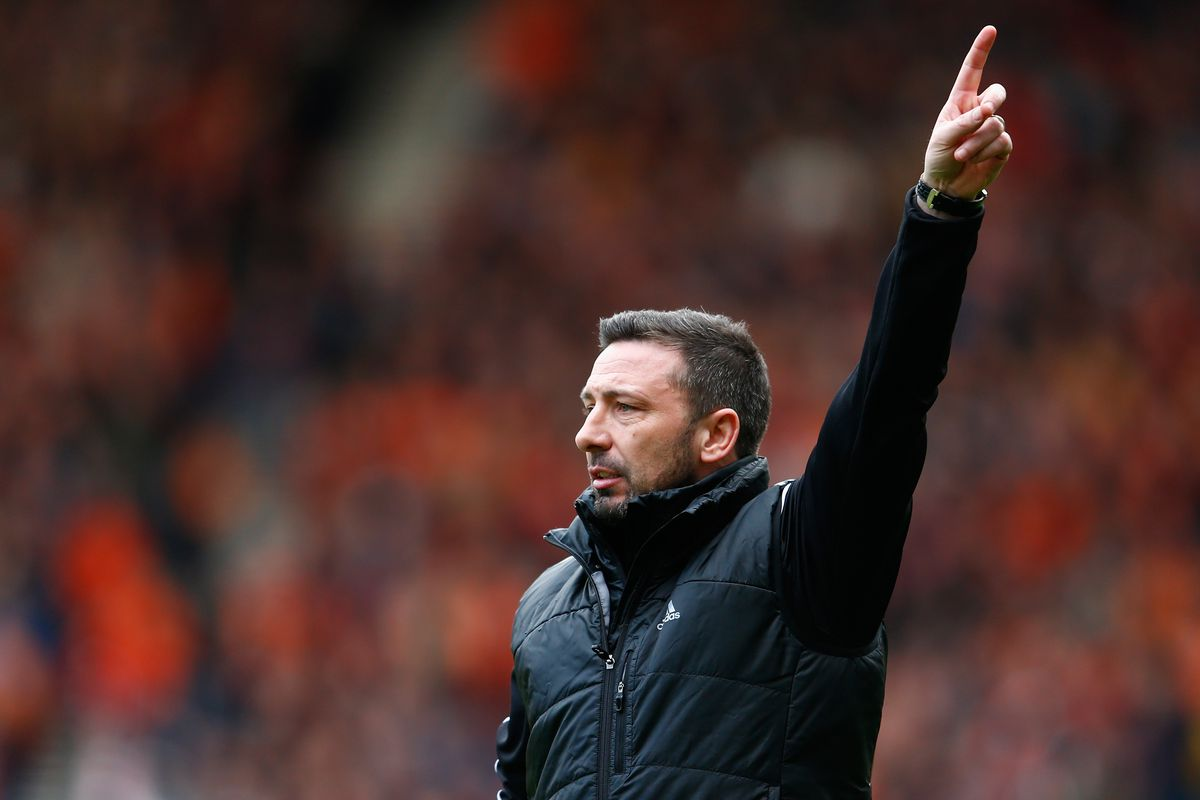 Aberdeen boss McInnes turns down Sunderland switch