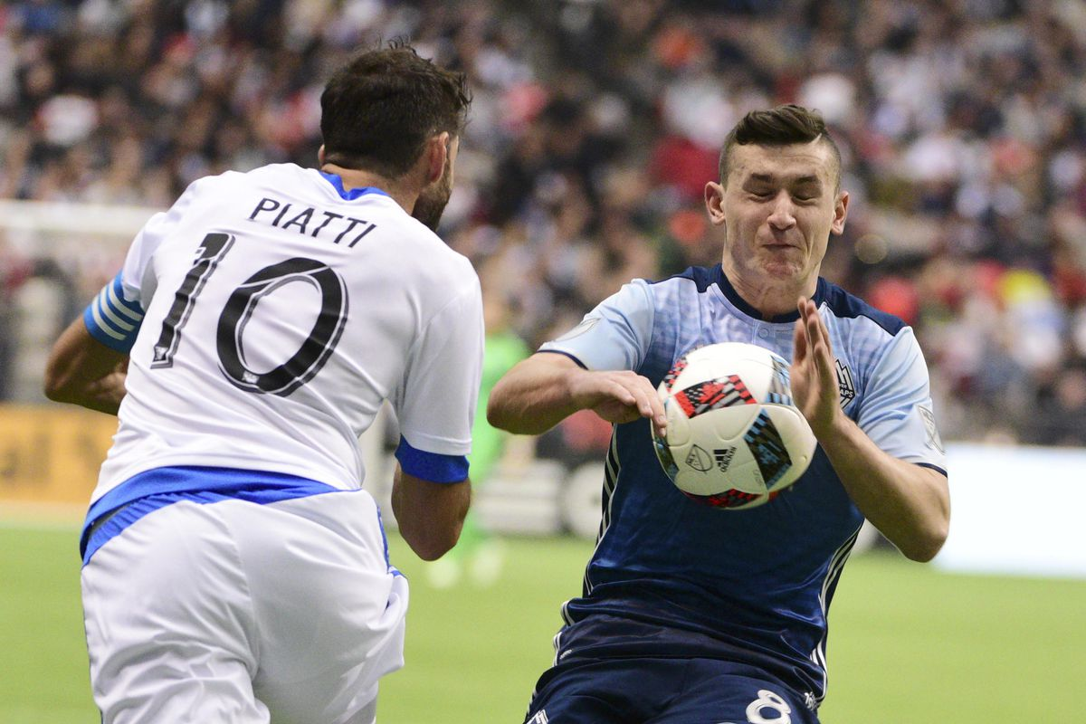 Montreal's Piatti was the best player in MLS on this first weekend