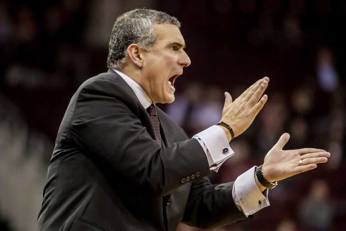 Frank Martin will be cheered by the commitment from Chris Silva.