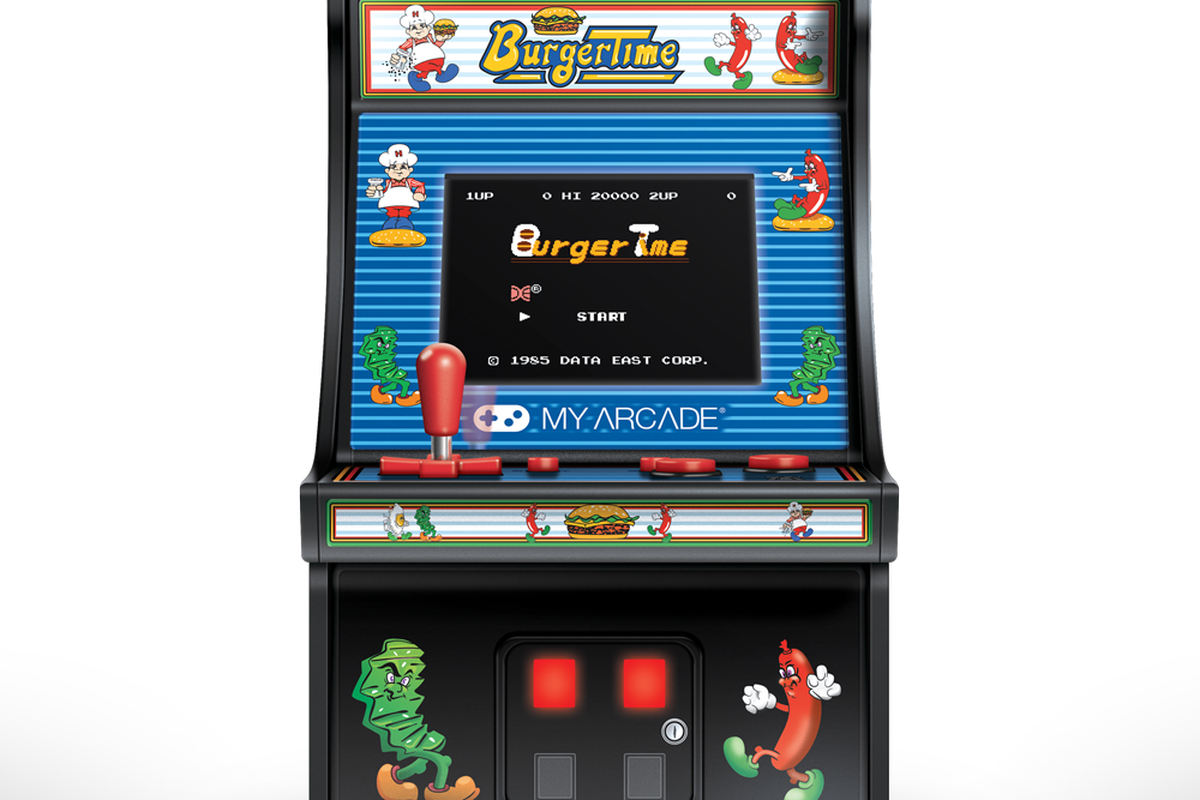 What the My Arcade line of mini arcade cabinets gets right