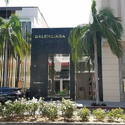 Inside Balenciaga S Urban Luxe West Coast Flagship On
