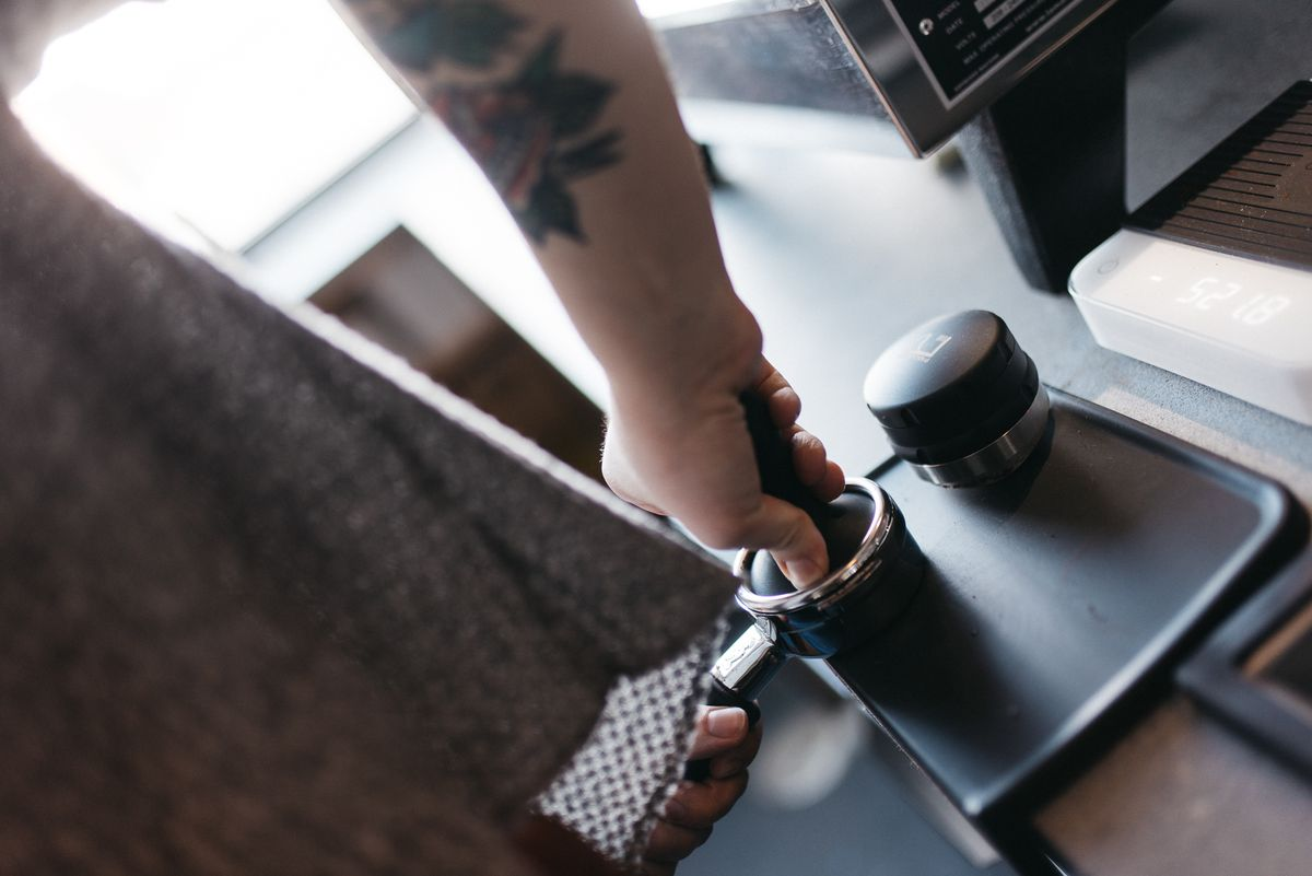 Night Shift Roasting [Official Photo]