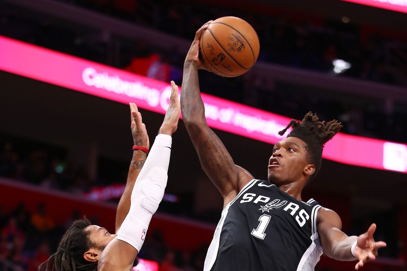 Open Thread: It's time to embrace Lonnie Walker IV's role in the future of the San Antonio Spurs