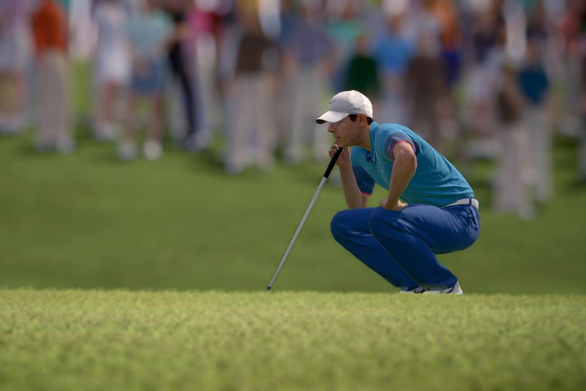 PGA: After A Poor Tee Shot, Rory McIlroy PGA Tour Makes A
