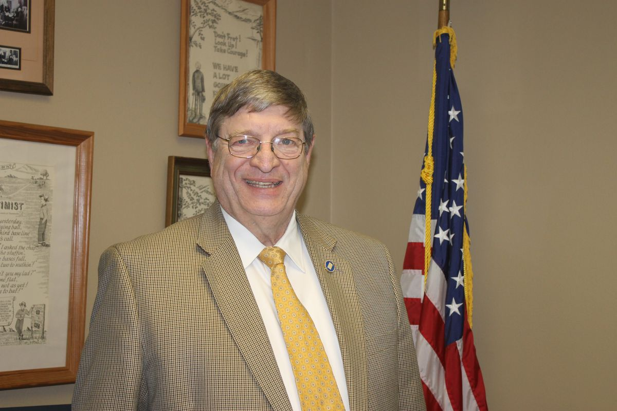 Rep. Harry Brooks, who chairs a education committee in the House, is retiring this year.