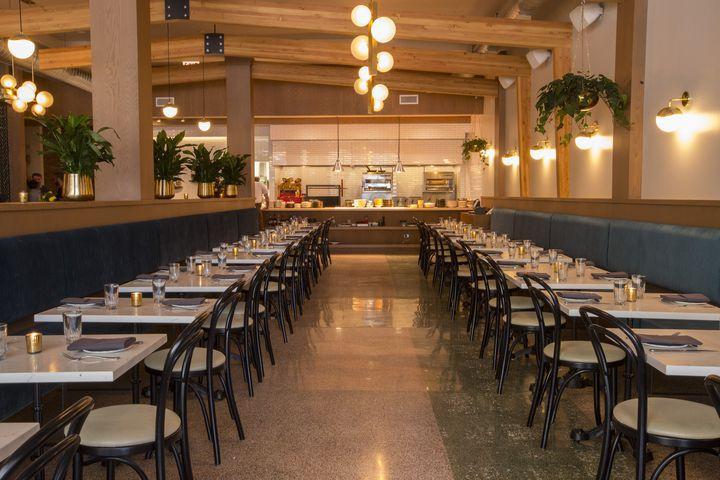 Funkenhausen S Dining Room Barry Brecheisen Eater Chicago