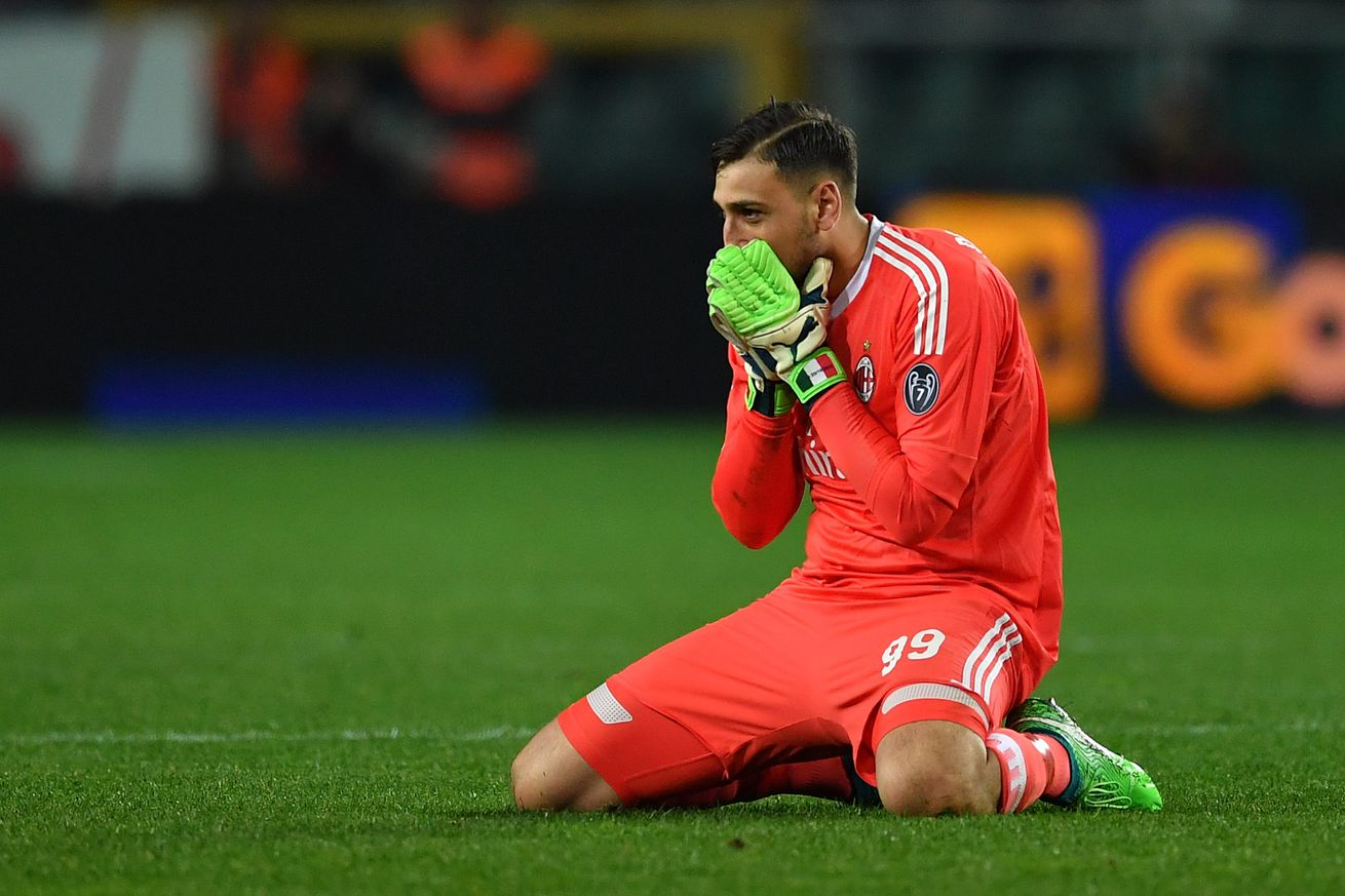 Rossoneri Round-up for 14 May: Mirabelli: Donnarumma could be sold if the right offer comes