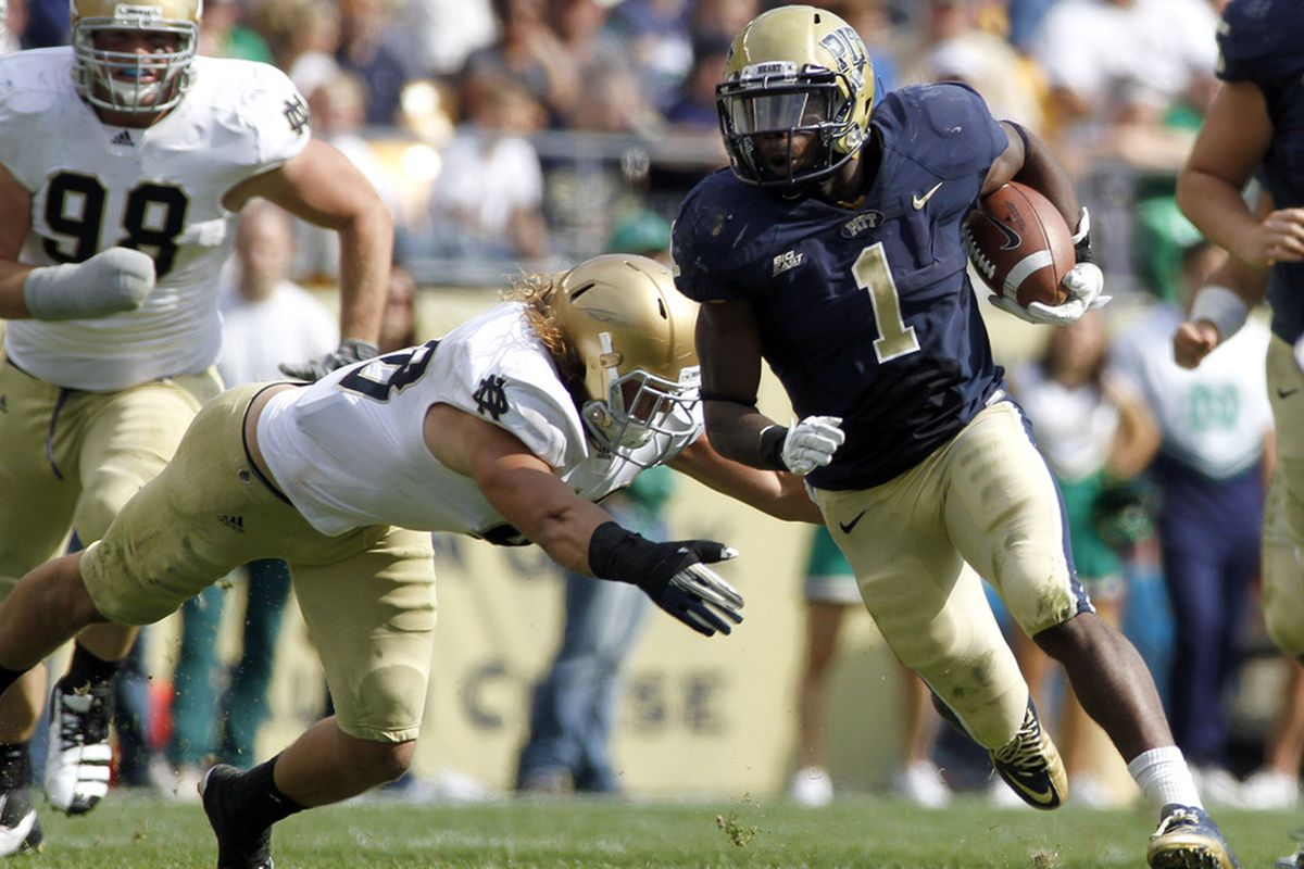 Ray Graham ranked as a top ten running back (Photo by Justin K. Aller/Getty Images)
