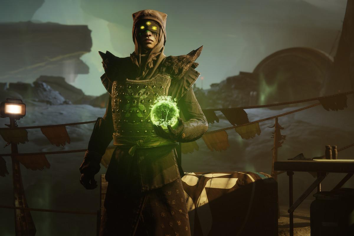 Eris Morn in Destiny 2