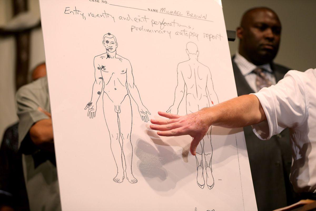 Michael Brown autopsy