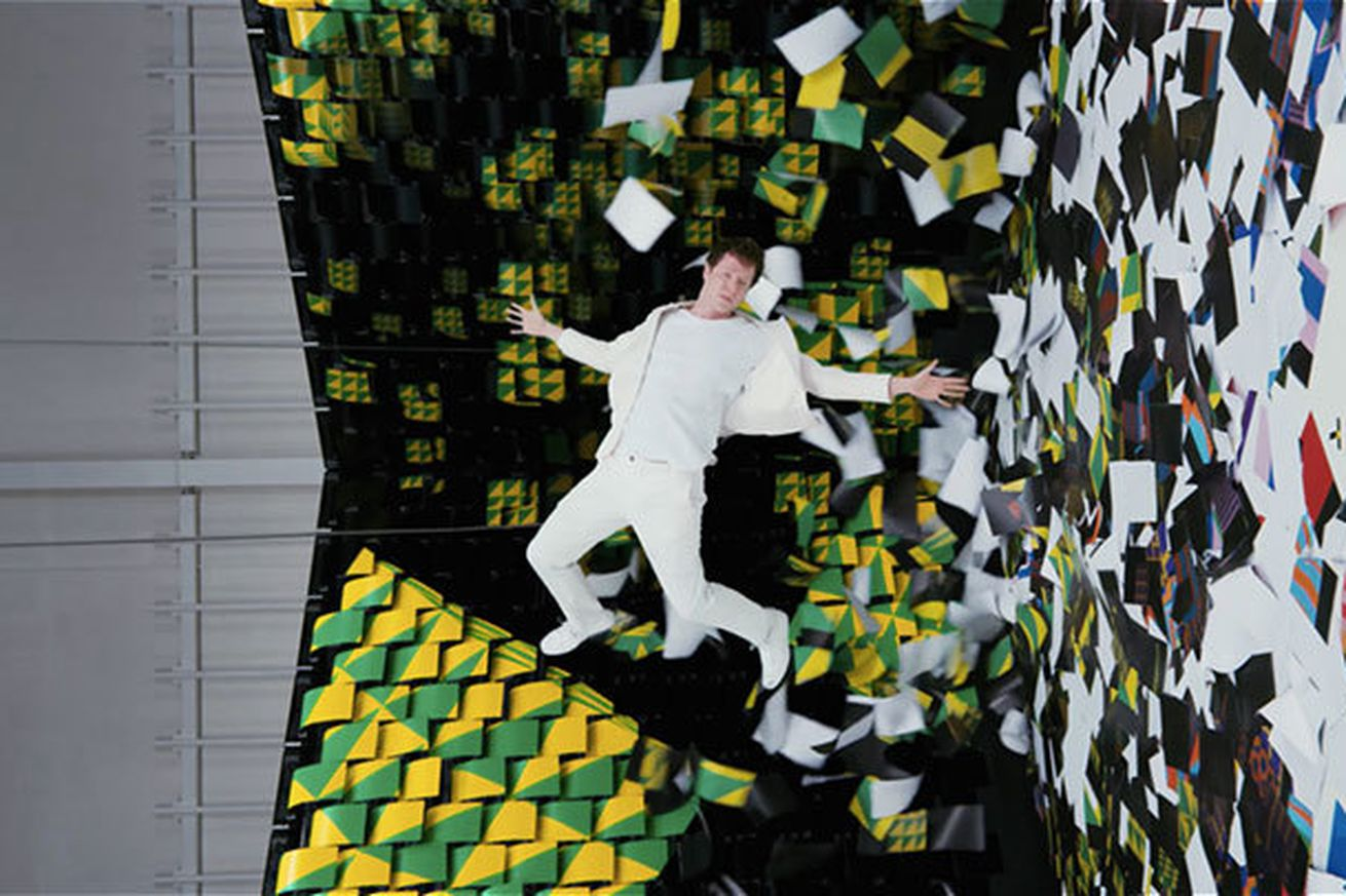 ok go s new video is a trippy tribute to paper and printers