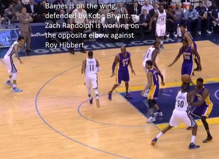 Barnes Rebound 1