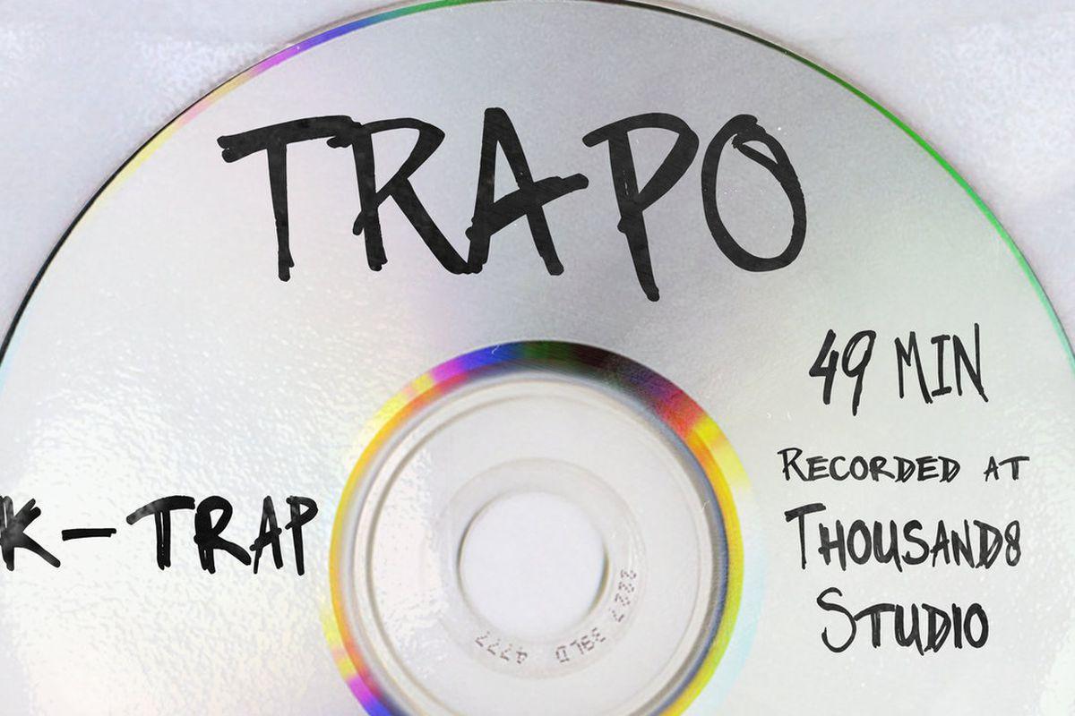 K-Trap's 'Trapo' artwork