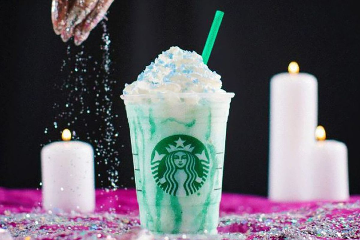 Starbucks Crystal Ball Frappuccino Is Now Available From Coast To