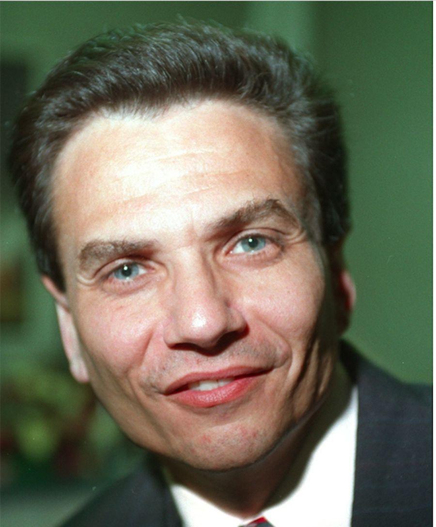 Former Ald. Frank Olivo.