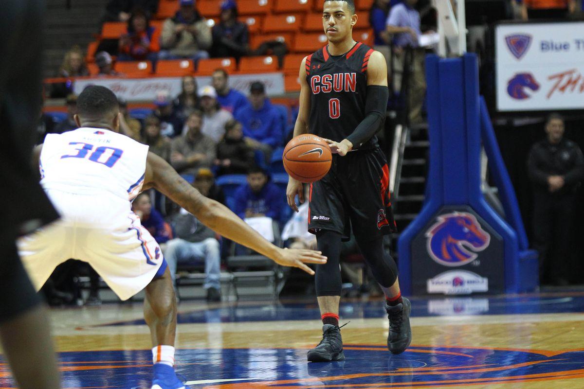 NCAA Basketball: CSU Northridge at Boise State